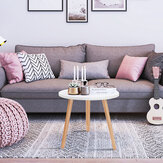 Modern Round Coffee Tea Side Sofa Table Nordic Minimalist Multi-size Table for Living Room Home Decor