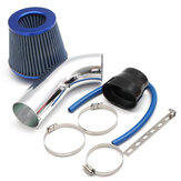 3 Inch 75mm Car Cold Air Intake System Turbo Induction Pipe Tube and Cone Filter
