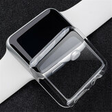Transparent Clear Slim Hard Snap On Case Protecteur d'écran de couverture pour 38 / 42mm Apple Watch Séries 2