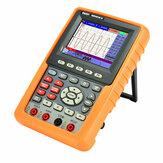 OWON HDS1021M-N 2 en 1 digital Osciloscopio + multímetro 1 canal portátil de 20 Mhz de ancho de banda USB Osciloscopios