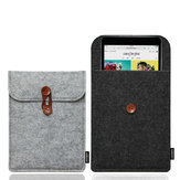 Soft Wool Felt Multifunctional Flip Shockproof Storage Sleeve Bag for iPad Mini 1&2&3&4