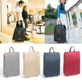 2 в 1 шкив Сумка Покупки Сумка Портативный Багаж Сумка Кемпинг Сумка для хранения путешествий