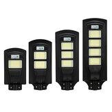 600-2800 W LED-straatverlichting op zonne-energie PIR Bewegingssensor Wandlamp Beveiliging met afstandsbediening