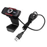 300 Megapixel CMOS Webcam 30 Degree High Definition Camera Built In 10m Sound Absorbing Microphone for Laptop Desktop