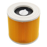 Wet & Dry Vacuum Cleaner Cartridge Filter Replacement for Karcher MV2 WD2.200 WD3.500 A2504 A2654