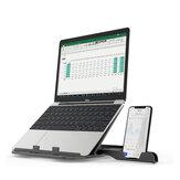 Supporto per laptop girevole a 360 ° Supporto per notebook Supporto di raffreddamento per telaio Base per staffa di sollevamento Suohuang SH-012DZ
