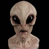 Cosplay Alien UFO Full Face Máscara Halloween Party Carnival Props Masquerade