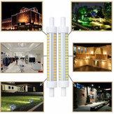 AC220-240V 10 W Dimmable R7S SMD2835 102LED Holofote Bulbo De Milho para Decoração de Casa Ao Ar Livre Indoor