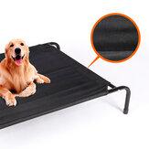 高められたペット ベッド 3 サイズの通気性の耐久のペット ベッドの携帯用および安定したペット用具