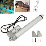 12V 50mm/s 100N Linear Actuator Motor High Speed 100mm Electric Door Opener