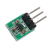 5Pcs Mini 2 in 1 DC Step Down Step Up Converter 1.8V-5V to 3.3V Power Module Geekcreit for Arduino - products that work with official Arduino boards