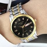 Zegarek kwarcowy FEDYLON dla mężczyzn Fashion Week Day
