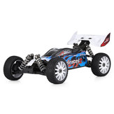 ZD 9072 1/8 2.4G 4WD Brushless Elektro Buggy High Speed ​​80 km / std RC Auto