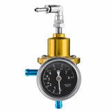 Uniwersalny automatyczny regulator ciśnienia paliwa w samochodzie 8 kg / cm² z zestawem wskaźnika poziomu oleju KPa