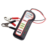 Analizzatore tester Tester Batteria per auto XTYDIAG 12V con 6 LED Clear Display