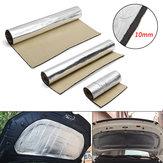 Tampone di rinforzo termico di calore della stuoia del cotone dell'isolamento acustico dell'automobile di spessore di 10mm del di alluminio