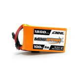 CNHL MiniStar 5S 18.5V 1800mAh 100C Lipo Battery with XT60 Plug for RC Drone FPV Racing