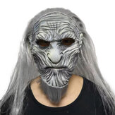 Halloween Scary Night King Zombie Maschere in lattice Party Costume Puntelli Cosplay The White Walkers Mask
