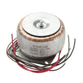 AC220V to Dual 26V+12V 150W+150W Toroidal Transformer Power Supply Suitable For High Power 150W Amplifier Board