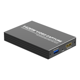 HDMI to USB3.0 Video Capture Card 4k30hz Game Live HD Acquisition Card Live Recording Box Game HD Video Recorder Zenhon T-402