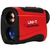UNI-TLM600600MLaserTelemetro Telemetro Telemetro Misuratore di Distanza Tester per la Caccia Golf Outdoor