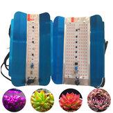 220V 68/136 LED UV Spectrum Planta Cultivo hidropónico interior ligero Lámpara 120-260 °