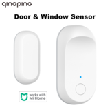2021 New version Qingping Door & Window Sensor Bluetooth 5.0 Home Security Alarm Detector Work With Met Mihome App