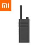 Xiaomi Lite 16 kanałów 440 MHz Walkie Talkie 2000 mAh 40MM głośnik domofon o dużej mocy Mini rozszerzony zasięg dwukierunkowy ręczny nadajnik-odbiornik radiowy