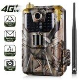 Suntek HC-900LTE 4G MMS SMS Email 16MP HD 1080P 0.3s déclencheur plage 120 ° IR Version nocturne caméra de chasse aux sentiers de la faune caméra piège
