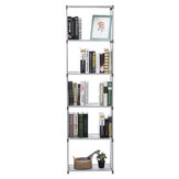 4/6 Tiers Cube Bookshelf Storage Shelves Standing Cabinet Display Rack Organizer For Home Office Living room
