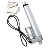 6inch/150mm Aluminum 12V DC Max Load 1000N Linear Actuator Electric Putter Motor