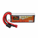 ZOP Power 7.4V 7000mAh 40C 2S Lipo batteri TRX stik til TRAXXAS SUMMIT RC bil