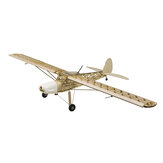 Actualizado Dancing Wings Hobby Fieseler Fi 156 Storch 1600 mm Envergadura Blasa Wood Láser Cut Warbird RC Airplane KIT