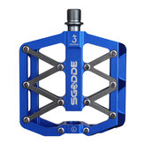 SGODDE Bicycle Mountain Bike Pedals Platform Bicycle Flat Non-Slip Outdoor Cycling Flat Pedals