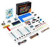 SunFounder Super Starter Learning Kits V3.0 For Raspberry Pi 4 /3 Model B+/3 Model B