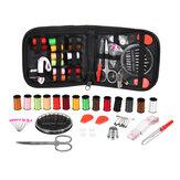 70pcs Ferramentas de costura Kit Set Needlework Caixa Para máquina de costura essencial doméstica