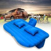 Cama de ar preguiçosa do sofá da cama exterior do sono do curso do colchão inflável do carro do tronco do PVC para SUV