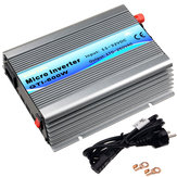 600W Solar Grid Tie Inverter DC18V / 22V-60V to AC110V/220V MPPT Pure Sine Wave Inverter 50Hz/60Hz