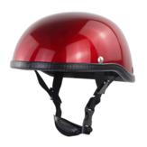 CYCLEGEAR sécurité demi casque casque rétro casquette réglable Anti UV vélo cyclisme moto Scooter Protection solaire