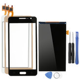 LCD Display Touch Screen Digitizer Assembly & Tools for Samsung Galaxy SM-G531F G531H