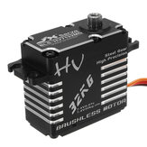JX BLS-HV7132MG 32KG 180 Degrees HV High Steel Gear Digital Brushless Servo For RC Robot Car