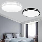 30CM/40CM/50CM Non-Dimmable Modern LED Ceiling Light 4000K Indoor Living Bedroom Fixture Lamp AC110-265V