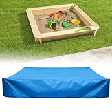 Waterproof Sunshade Square Play Sand Sandpit Protective Cover Oxford Cloth Dust Cover Sandbox Dustproof Cover