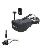 Eachine EV800D 5 Inch 800*480 FPV Goggles + TX06 PAL 700TVL Mini FPV VTX Camera All in ONE Combo
