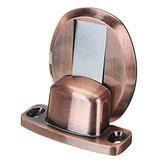 Magnetische Tür Stop Tür Fangen Metall Tür Halter Türstopper Catch Tools mit Hardware Schrauben