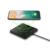 FDGAO Qi 10W Wireless Charger Fast Charging For iPhone XS 11Pro Mi10
