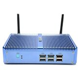 HYSTOU H2 Mini PC I3-7100U 8 GB + 256 GB Intel HD Grafica WiFi 620 Gigabit e WiFi da 2,4 GHz