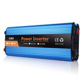 4000W LCD Power Inverter 12/24/48/60V to AC 220V Modified Sine Wave Converter