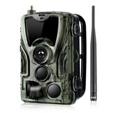 HC-801G 16MP 3G 1080P HD Waterdichte SMS / MMS / SMTP 940nm jachttrackcamera