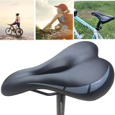 Soft Bike Saddle Mountain MTB Gel Comfort Sella per bicicletta Ciclismo Cuscino del sedile Bicicletta all'aperto